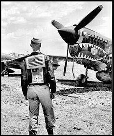 Flying Tigers -AVG Crittenden