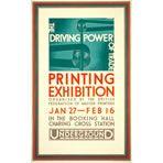 Printing exhibition - Cecil Walter Bacon (1932)