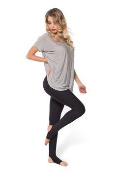 Matte Stirrup Leggings (WW $45AUD / US $40USD) by Black Milk Clothing - LARGE x 3