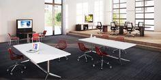First Office: Intermix, Lowenstein Seating