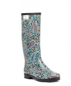 @Jenny Brooks Brothers friends & family sale - perfect time to snag these @liberty London rain boots