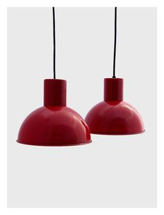 Fog & Morup pendant work lamps by Jo Hammerborg by VintageDK, €95.00