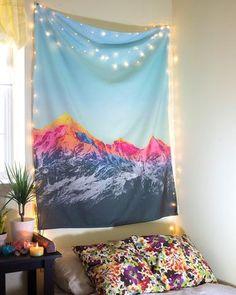 Mountain Dreams Tapestry - The Bohemian Shop