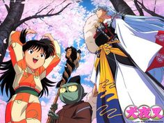 SESSHOUMARU - Inuyasha Wallpaper ID 447041 - Desktop Nexus Anime