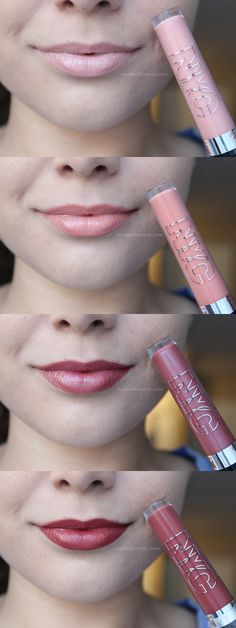 The NYC Expert Last Lip Lacquers are the newest lip gloss and lipstick fusion in the drugstore. Click through to read the full review | Slashed Beauty