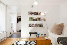 Duplex Apartment in Sweden