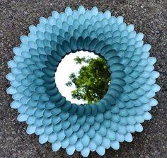 Cubiertos de plástico: Fotos de ideas para reciclar (12/12) | Ellahoy