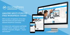 Accesspress Lite – Template Gratis WordPress