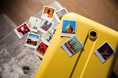 Where are you taking your #Helium #suitcase? #yellow #DELSEY #travel