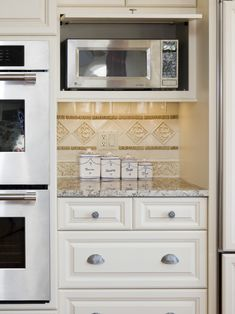 Aaaaaand there it is again! 'Hidden Microwave Design, Pictures, Remodel, Decor and Ideas'
