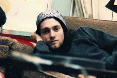Kurt Cobain in Olympia, WA, US. 1988 Photo by Tracy Marander. #nirvana #kurtcobain