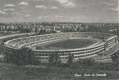 Roma, Lo stadio olimpico Palazzo, Paris Skyline, Rome, Past, City Photo, Travel, World, Sands, Past Tense