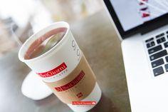 ¿Mucho trabajo para hoy?, relájate con un té de mora azul. #SeiGiornideli