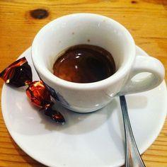 #coffeetime #skiing #break #tired #espresso #italy