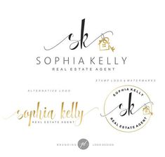 Real Estate logo design, house logo design, Realtor logo, Key logo, Premade Branding Kit, Realty Logo design, Stamp resltor, Business card, For sale sign, Watermarks/Stamps - SOLD, COMING SOON, JUST LISTED, NEW PRICE PLEASE PROVIDE THE FOLLOWING AT CHECKOUT FOR THE CUSTOMIZATION OF THE LOGO KIT: ♥ Business Name ♥ Tagline (optional) ♥ Email Address Please, bear in mind that this premade logo will look different with your initials, because each combination of letters looks different. NO FO...