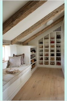Clever Ways to Add or Boost Attic Storage – Page 2 – Universe