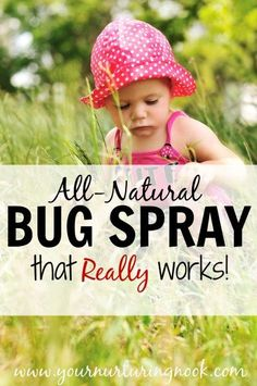I am totally loving this all natural, essential oil based bug spray that doesn't smell like one! Your skin is your largest organ and anything applied directly to it is absorbed into the bloodstream fairly quickly. Many chemicals that are added to commercial insect repellents have proven to be toxic. Using a spray that contains only organic essential oils gives me the peace of mind that I am making the best choice possible for my family's health.