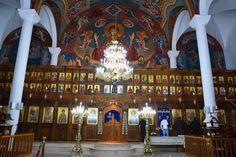 SecretCyprusTravel: A visit at Agios Therapon Church, Lythrodontas, Nicosia!!