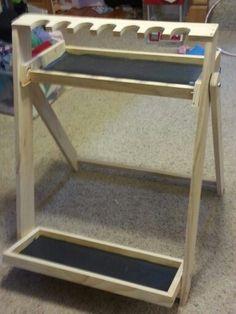 Range rack