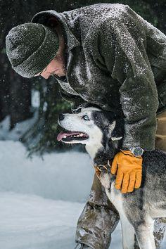 Filson Life - Elliot Anderson - Dogsledding originally from Milton WI