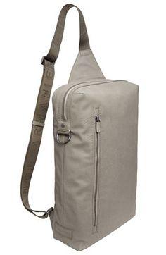 Washed Sling Bag - Summer Essentials - Mens - Armani Exchange
