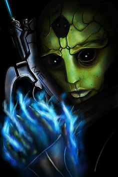 Mass Effect: Thane Krios by Ian-Coast___!!!