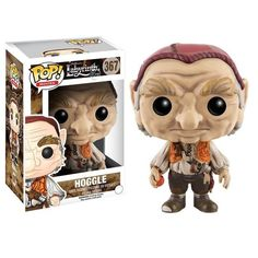 This is the LabyrinthPOP Hoggle Vinyl Figure. It's produced by the nice…