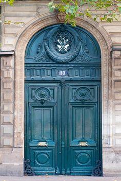 doors in paris…
