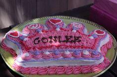 Princess Cupcakes | ... Tiara Cake and Princess Cupcakes for a Princess Themed Party