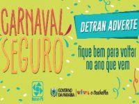 Detran lança campanha educativa Carnaval Seguro +http://brml.co/1KE2457