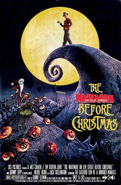 Freddy Krueger / The Nightmare Before Christmas