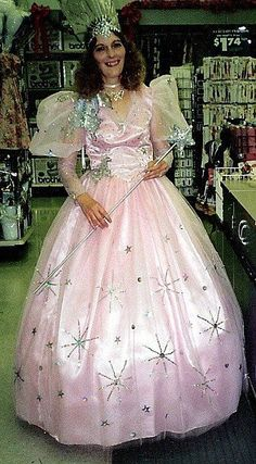 Adult costume glinda halloween