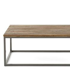 Arianne Graphite Coffee Table