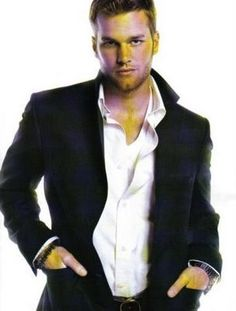 tom brady. I am weak for the dimple chin!!