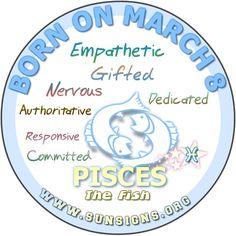 cancer birthday horoscope march 8
