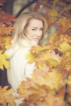 Autumn portrait session, 2012