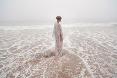 ethereal atmosphere: model Rasa Zukauskaite by Paul de Luna for WestEast mag Fashion Gone Rogue; styled by Mindi Smith; Artemis, Fuerza Natural, La Reverie, Goddess Of Love, The Villain, Pics Art, Ancient Greece, Aphrodite, Ethereal