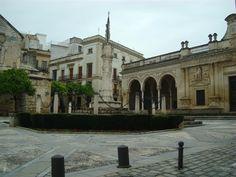 Jerez de la Frontera. Plaza de la Asunción