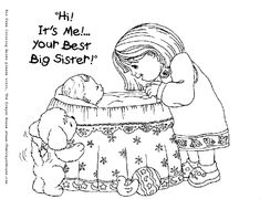 downloads | welcome baby | baby | pinterest | babies - Baby Doll Coloring Pages Printable