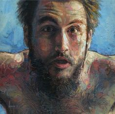 Painting by David Agenjo