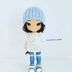 The Most Beautiful Amigurumi Doll Free Crochet Patterns - Amigurumi GlobalAmigurumi may not seem like much in the minds of most of us. Actually, amigurumi is a Japanese art that.In this article we are waiting for you great amigurumi doll models. Yarn Dolls, Knitted Dolls, Fabric Dolls, Crochet Dolls, Doll Amigurumi Free Pattern, Crochet Doll Pattern, Amigurumi Doll, Amigurumi Tutorial, Crochet Gratis