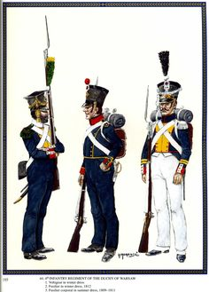 Empire, Military Art, Military History, Poland History, Army Uniform, French Army, French Revolution, Napoleonic Wars, Warfare