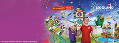 WIN a VIP family stay at the LEGOLAND® Windsor Resort for 2 adults and 2 children. This fantastic prize includes: 2 day entry into the LEGOLAND® Windsor Resort VIP Wristbands allowing priority ride…