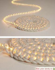 Светящийся коврик
