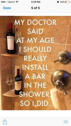 Ideas funny quotes wine humor thoughts for 2019 Haha Funny, Funny Jokes, Funny Wine Quotes, Funny Stuff, Too Funny, Beer Quotes, Hilarious Quotes, Crazy Funny, Sarcastic Quotes