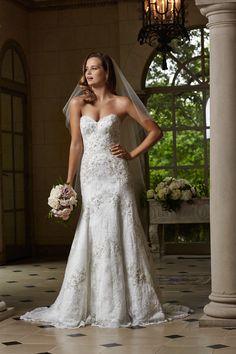 Wtoo Jolene gown. #weddingdress #spring2015