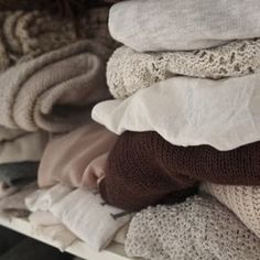 DIY ideas for recycling old sweaters.