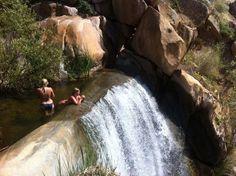 Devil's Punch Bowl, Cedar Creek Falls, San Diego Hikes
