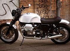 custom moto guzzi motorcycle