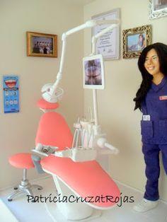 Patricia Cruzat Artesania y Color: Consulta Dental con Miniaturas y su Figura Personalizada para Ella en su Graduación!